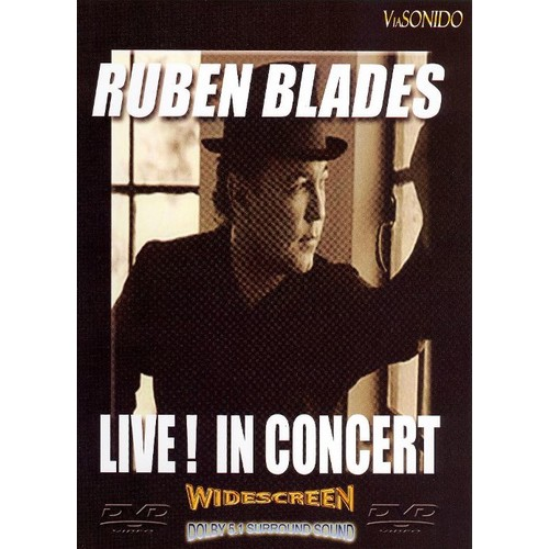 Live! In Concert [DVD]