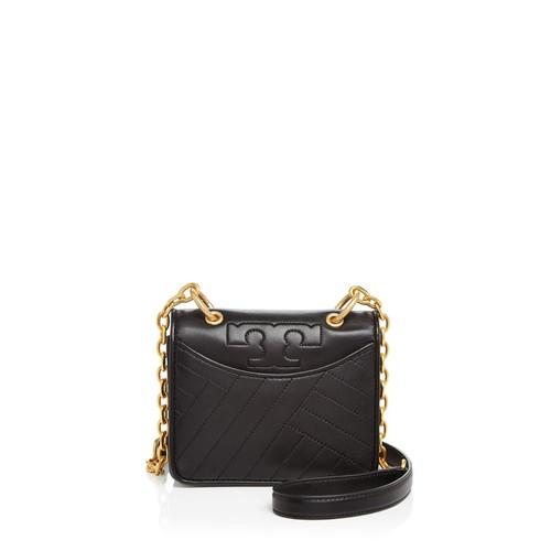 TORY BURCH Alexa Mini Leather Shoulder Bag