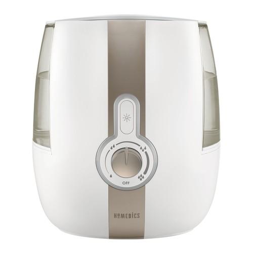 HoMedics Cool Mist Ultrasonic Humidifier - 1.4Gallon, 72 Hour