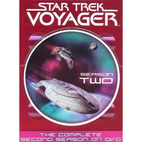 Star Trek Voyager Complete 2nd Season