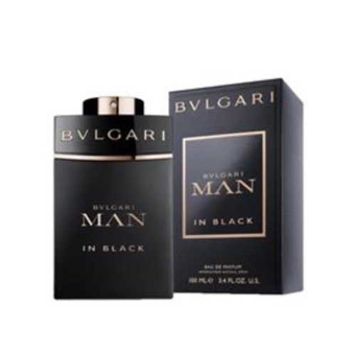 Bvlgari Man In Black Perfume by Bvlgari for Men Eau de Parfum Spray 3.4 oz