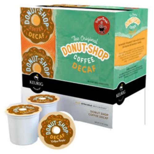 Keurig 01802 The Original Donut Shop Coffee Decaf K-Cups, 18-Count