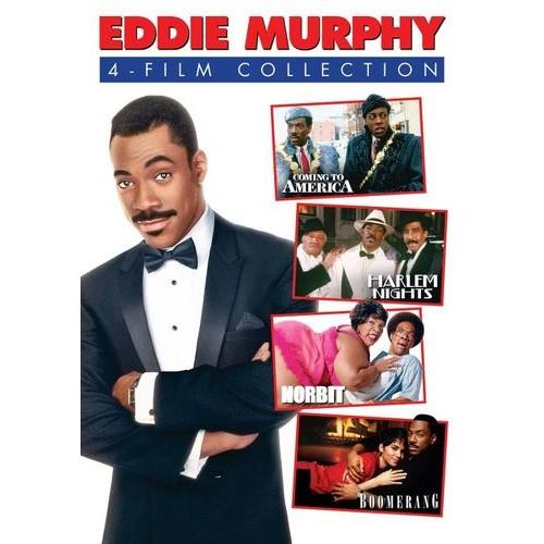 Eddie Murphy: 4-Film Collection [DVD]