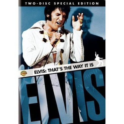 Elvis:That's the way it is special ed (DVD)