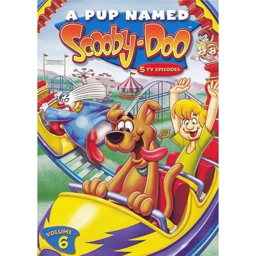 Pup Named Scooby-Doo, A: Volume 6
