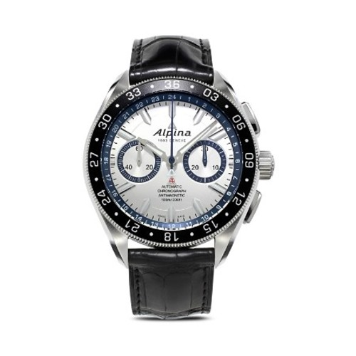 Alpiner 4 Automatic Chronograph Watch, 44mm