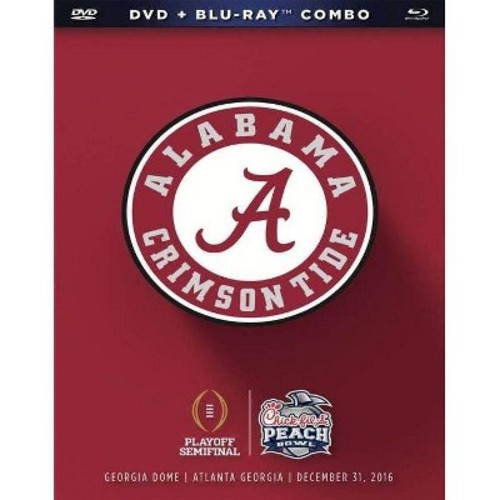 2016-17 Cfp Peach Bowl (Blu-ray)