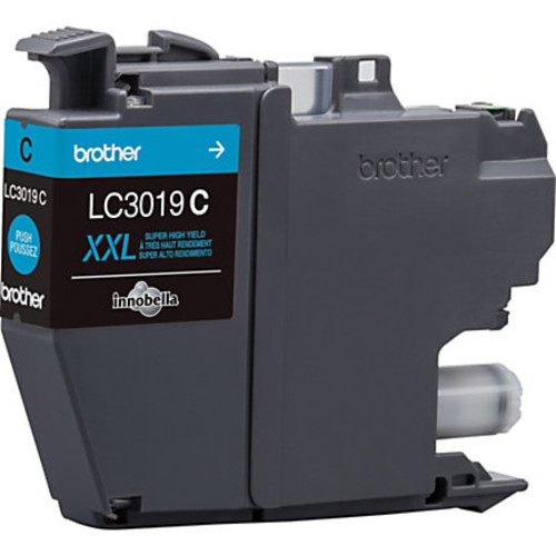 Brother Innobella LC3019C Extra-High-Yield Cyan Ink Cartridge