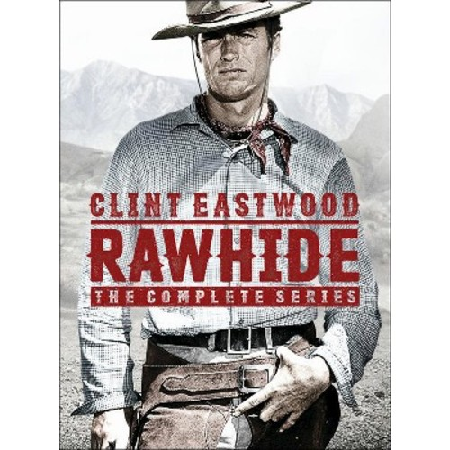 Rawhide: The Complete Series (Full Frame)