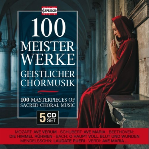 100 Masterpieces Of Sacred Choral Music - CD