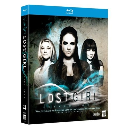 Lost Girl: Season Four (Blu-ray)