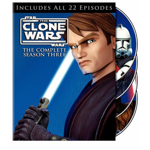 Star Wars: The Clone Wars: Season 3