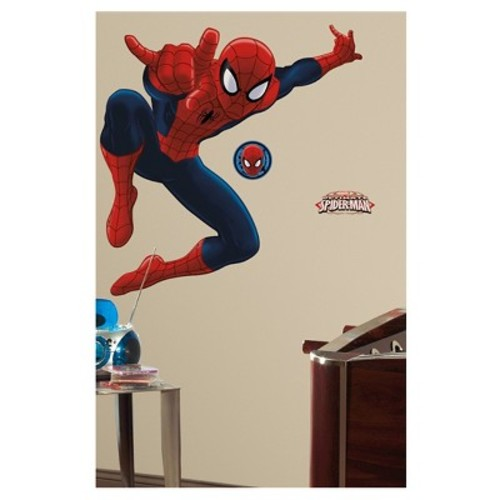 RoomMates Spider-Man - Ultimate Spider-Man Peel & Stick Giant Wall Decal