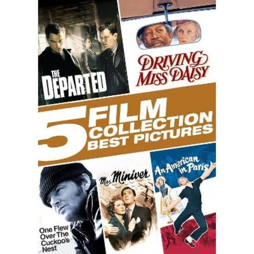 5 Film Collection: Best Pictures (DVD)