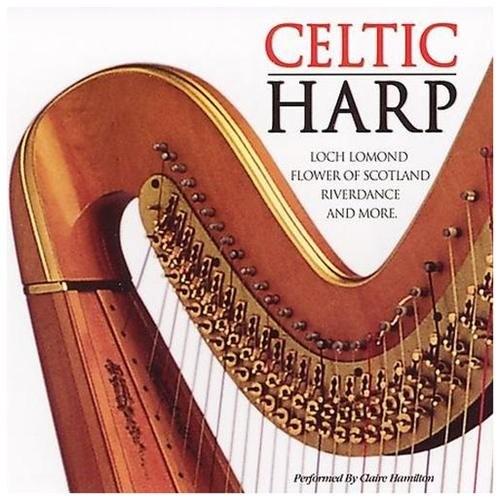 Magic Of Celtic Harp CD