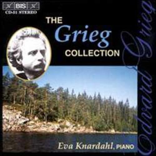 Grieg Collection By Eva Knardahl (Audio CD)