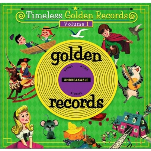 Timeless Golden Records, Vol. 1 [CD]