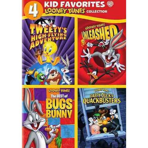 4 Kids Favorites: Looney Tunes (DVD)