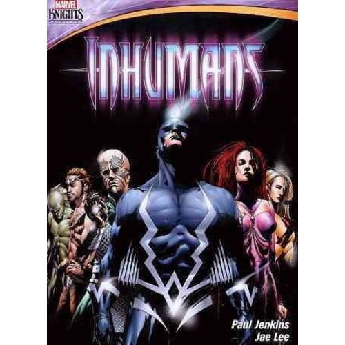 Marvel Knights: Inhumans (dvd_video)