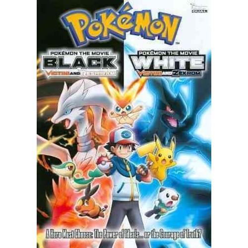 Pokemon The Movie: Black & White (DVD)