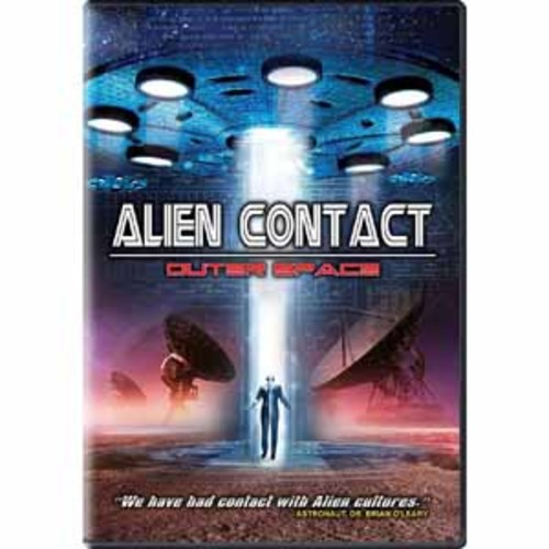 Alien Contact: Outerspace [DVD]