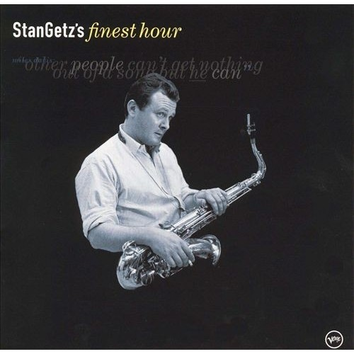 Stan Getz Finest Hour