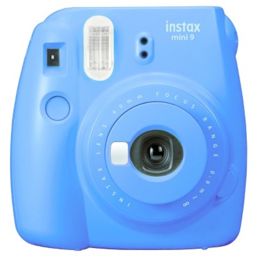 instax mini 9 Instant Film Camera (Cobalt Blue)