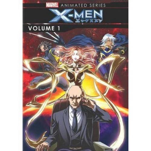Marvel X Men:Animated Series Vol 1 (DVD)