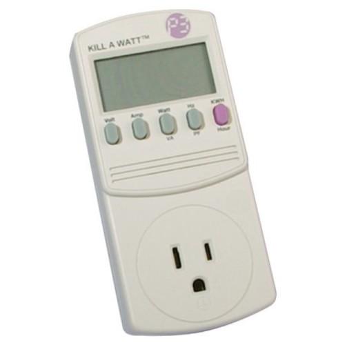 P3 Internatoinal P4400 Kill A Watt Energy Monitor