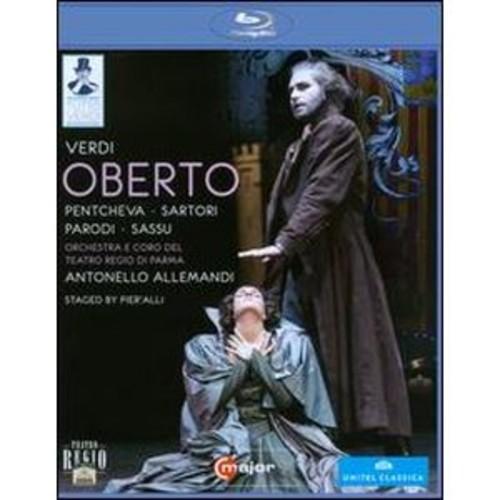 Oberto [Blu-ray] WSE 2/DHMA