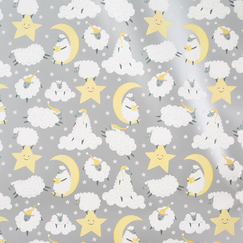 Counting Sheep Wrapping Paper