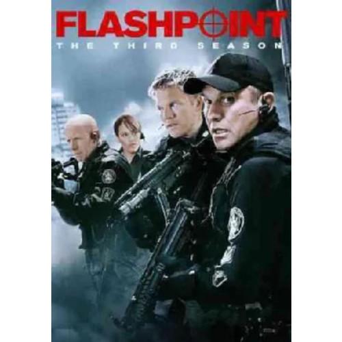 Flashpoint: The Fourth Season [3 Discs]