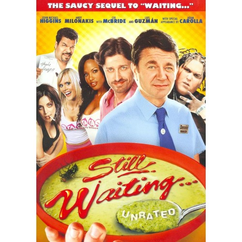 Still Waiting... [Unrated] [DVD] [2008]