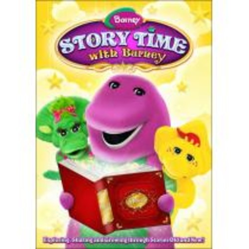 Barney: Story Time with Barney [DVD] [1983]