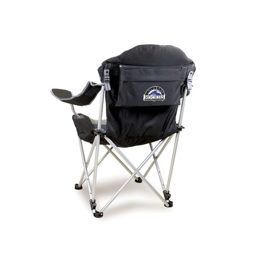 Picnic Time Colorado Rockies Reclining Camp Chair