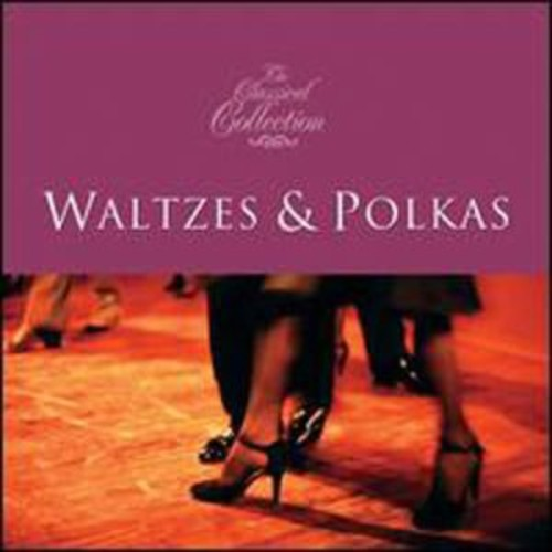 Classical Collections: Waltzes (Audio CD)