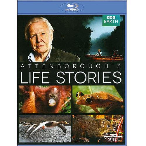 Life Stories-David Attenborough (Blu-Ray/2 Disc)