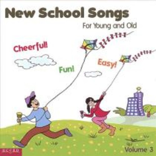 School Songs for Young and Old, Vol. 3 [CD]