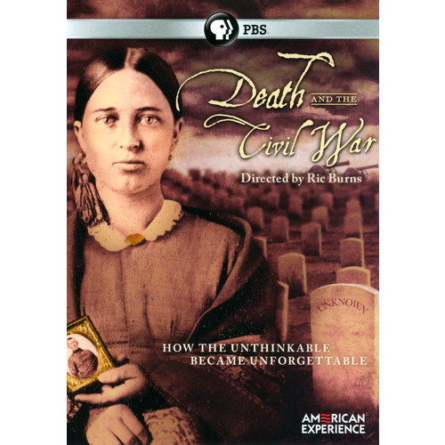 American Experience: Death and the Civil War [DVD] [2012]