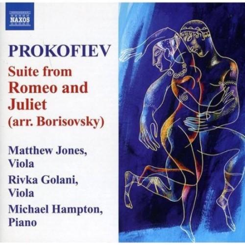 Prokofiev: Suite from Romeo and Juliet (arr. Borisovsky) [CD]