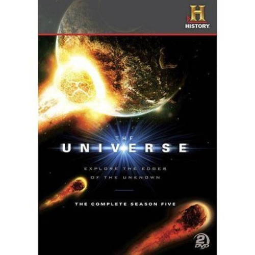 The Universe: The Complete Season Five [2 Discs] [DVD]