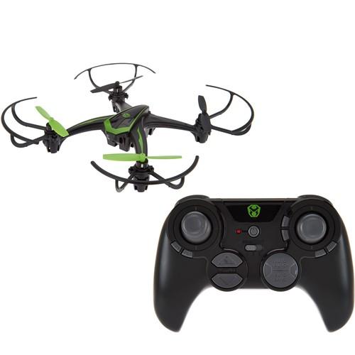 Sky Viper 720P HD Drone Auto Hover 4GB SD, Charger Duraflex Body