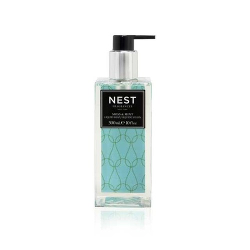 NEST Moss & Mint Liquid Hand Soap