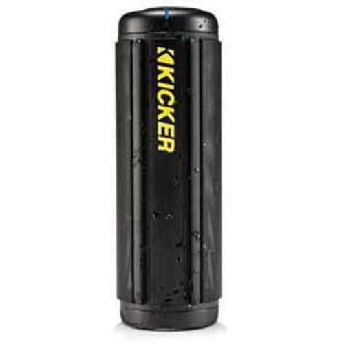 Kicker Bluetooth Speaker - Black