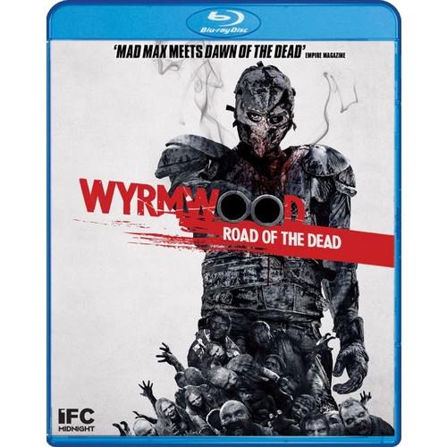 Wyrmwood: Road of the Dead [Blu-ray] [2014]