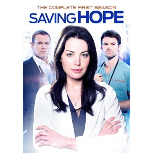 Saving Hope: The Complete First Season [4 Discs]