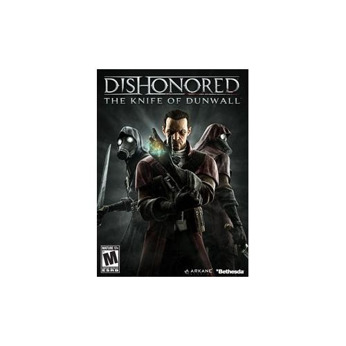 Dishonored The Knife of Dunwall - PS3 [Digital Download Add-On]