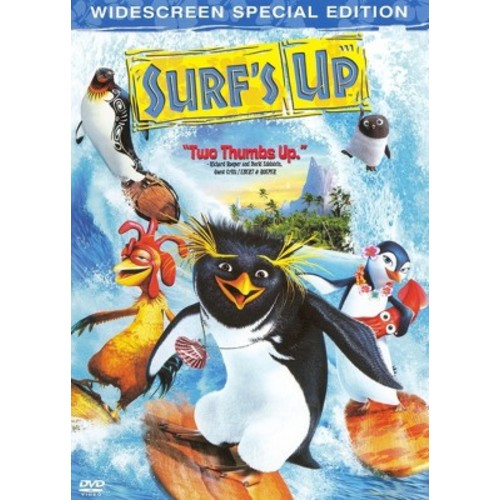 Surf's Up (Special Edition) (WS) (dvd_video)