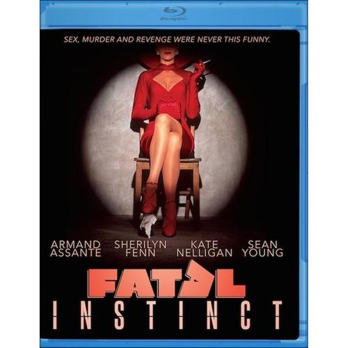 Fatal Instinct [Blu-ray] [1993]