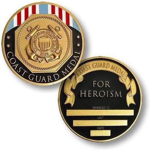 Coast Guard Medal Coin [Title :]
